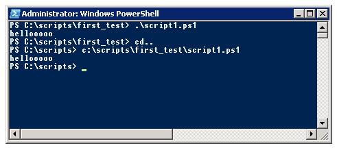 PowerShell w praktyce 3