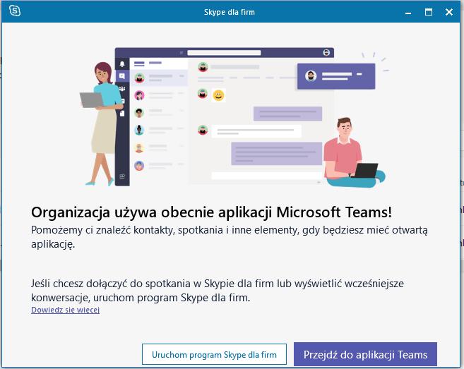 Microsoft Teams aplikacja